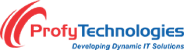 Profy Technology: Developing Dynamic IT Solutions Logo